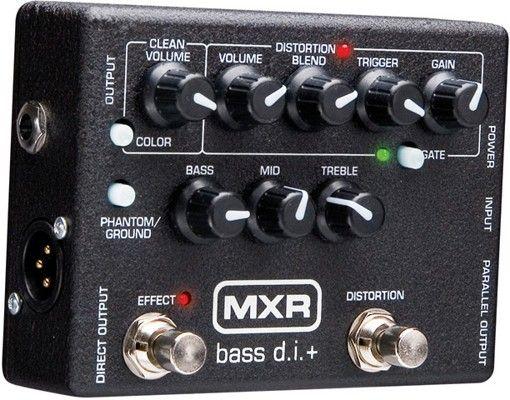 MXR M80 Bass D.I.+ Effects Pedal