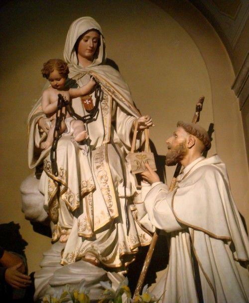 Liberación de los Cautivos: Orden de Nuestra Señora de la Merced, España  10 de Agosto http://forosdelavirgen.org/196/orden-de-nuestra-senora-de-la-merced-espana-10-de-agosto/