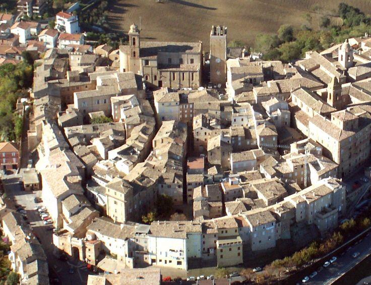 Sant'Elpidio a Mare nel Fermo, Marche