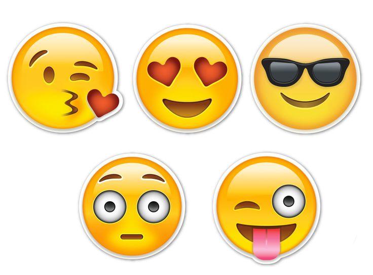 Nerdy Nummies - Waffle Emojis Template
