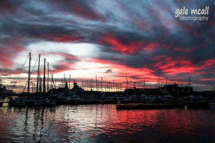 Simonstown pre dawn #Simonstown #southonline #capetown #picoftheday