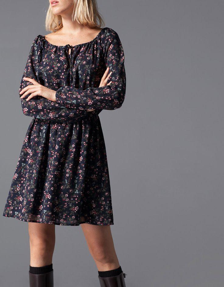 Sukienka ze wzorem boho - 99,90PLN