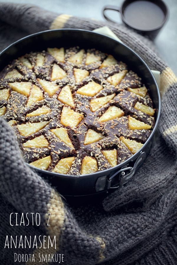 Ciasto_z_ananasem
