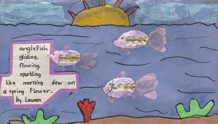 Enhance students' visual art and writing through the use of tissue paper! Grades K+
