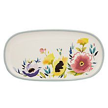 Buy bluebellgray Serving Plate Online at johnlewis.com