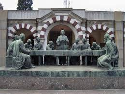 cimitero milaan -  Een kerkhof ?! Toch een bezoek waard,bijzonder, kunst, mooi...