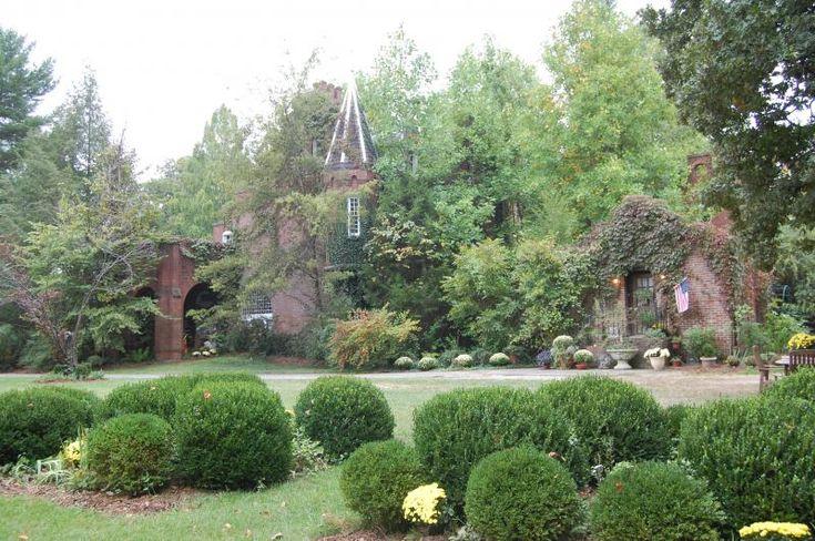 Hundred Oaks Castle - Castle Gardens -- Winchester, TN