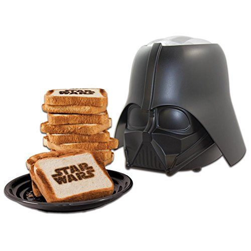 20 best cool star wars gifts images on pinterest gift ideas star eye massagers and star wars toasters odd gifts from skymall for the holiday season solutioingenieria Images
