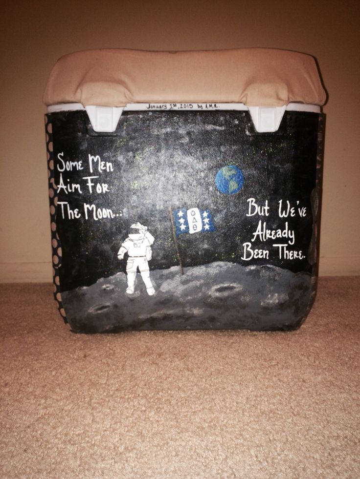Phi Delta Theta Cooler! By AMR