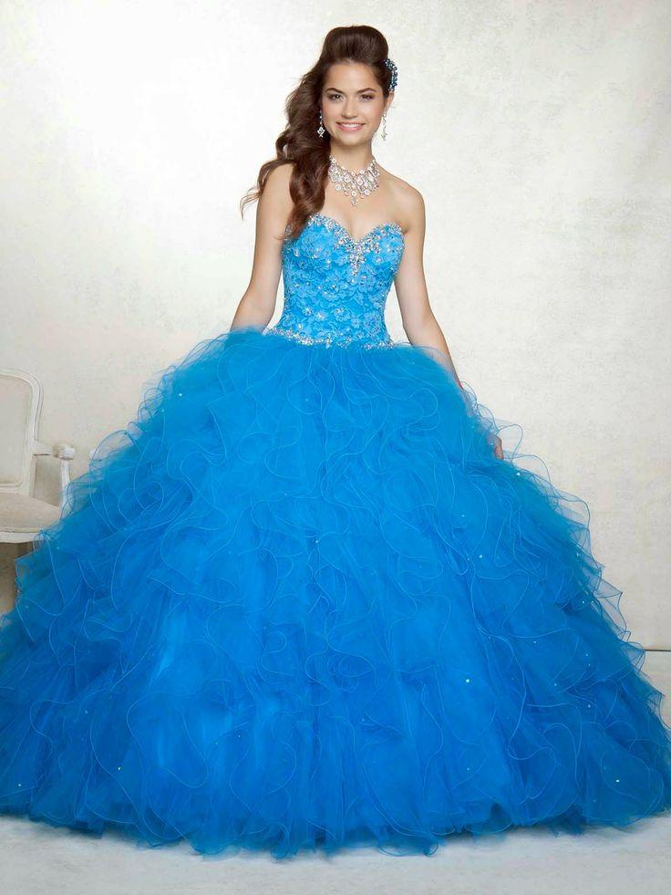 Bonitos vestidos de 15 años | Diseños exclusivos