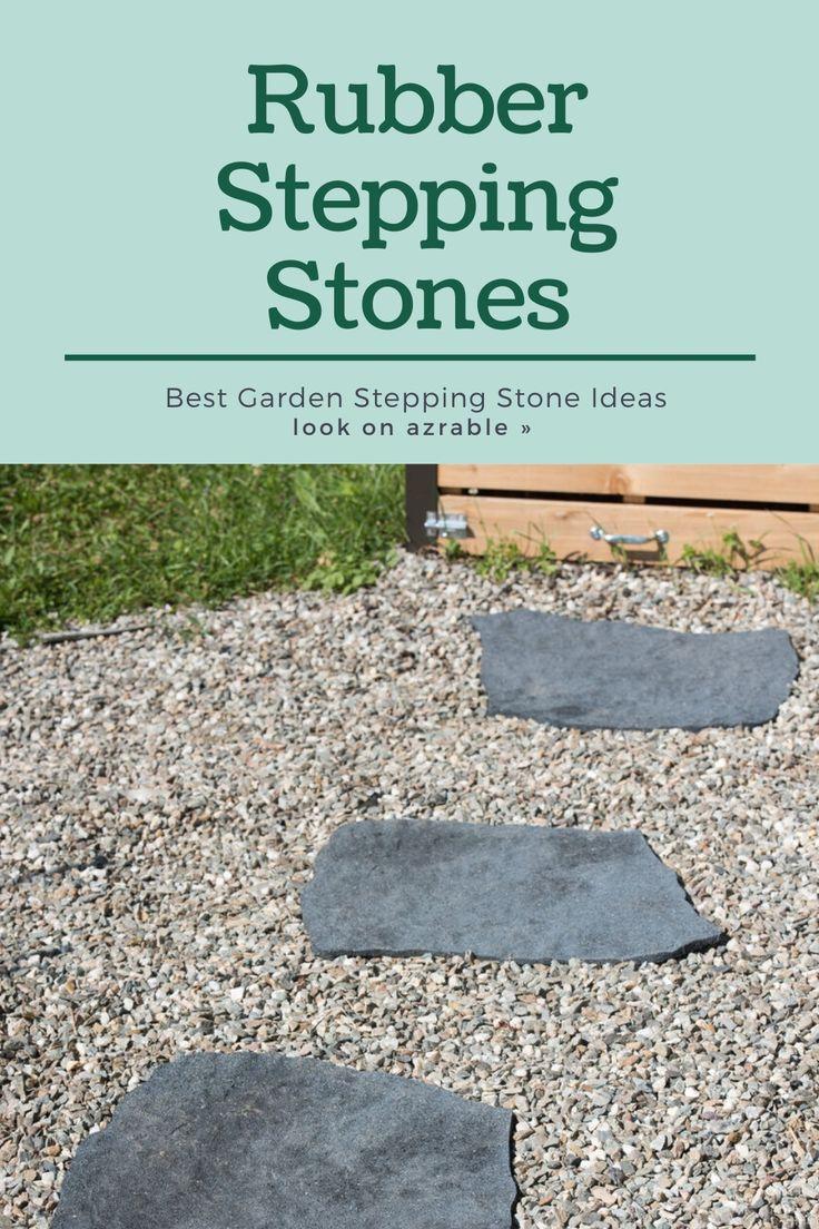 Diy Stepping Stones Pathway Garden Stepping Stones Small Garden Hacks Minimalist Garden Backyard diy stepping stones
