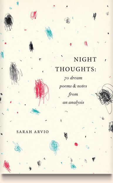 NIGHT THOUGHTS (Sarah Arvio) | Elena Giavaldi - graphic design book magazine layout illustration colour color
