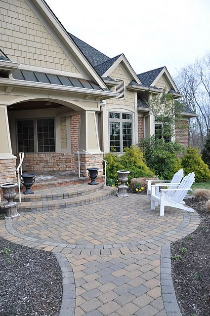 1000 Images About Patio Paving Ideas On Pinterest