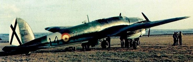 Happily survived the war Spanish Heinkel he-111Е, 58 gifted by a friend Adolf friend Francisco.