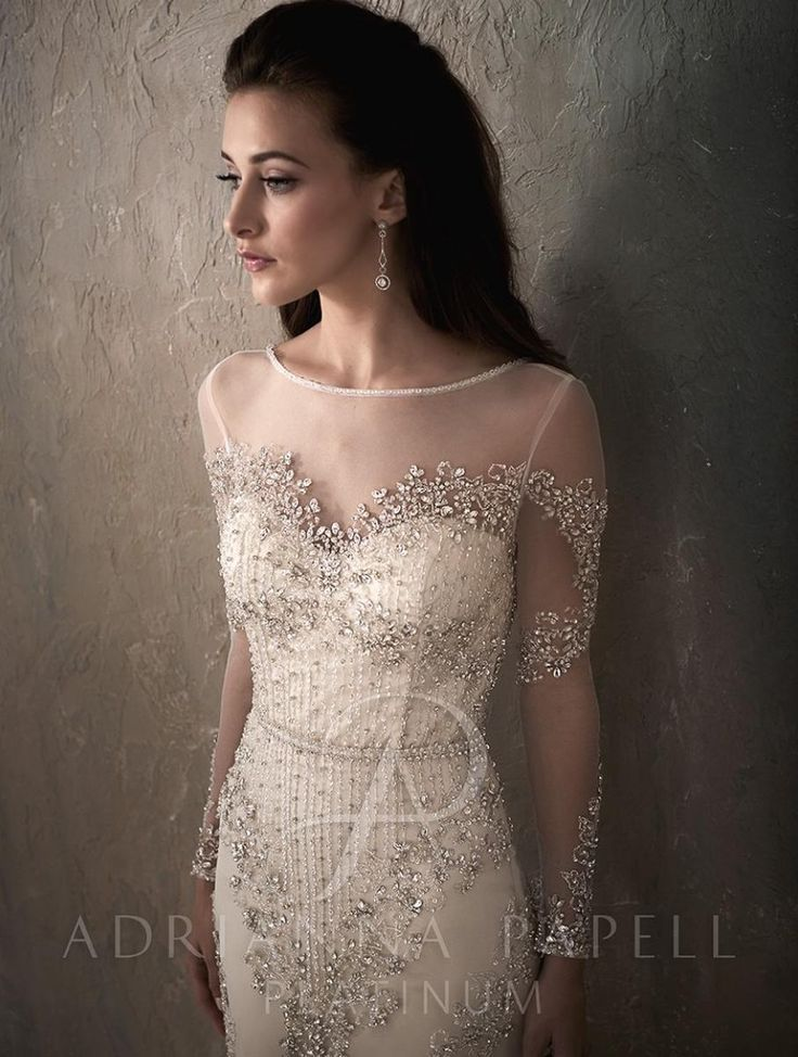 Cute Party Dress Express in Fall River MA offers you a long Mori Lee Bridesmaids dress with a lace bodice and satin tie sash Visit Party Dress Express to