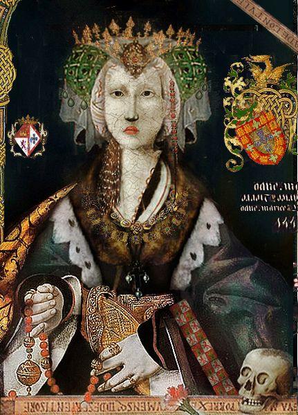 ISABEL DE PORTUGAL               REINA DE CASTILLA by the lost gallery, via Flickr