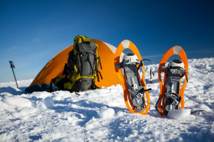 3 day adventure snowshoe trekking you will spend the night in tents, well equipped to the weather conditions, full board is included 1 060,- € per person