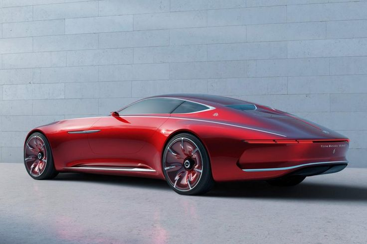 Vision Mercedes-Maybach 6 concept - pictures