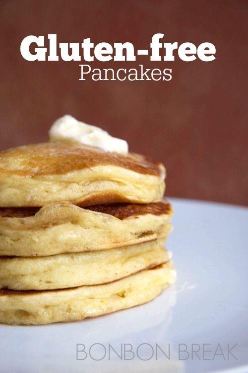 Easy Gluten-free Pancake Recipe