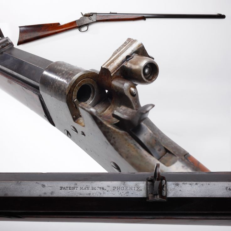 Whitney Phoenix Rifle The Whitney Arms Company Of New