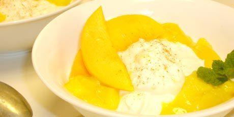 Hot Gingered Mango