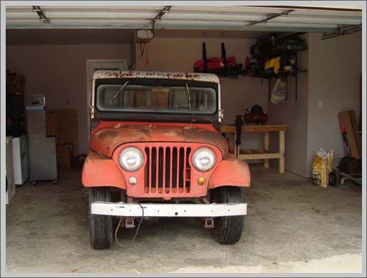 Jeep-Jitsu CJ-6