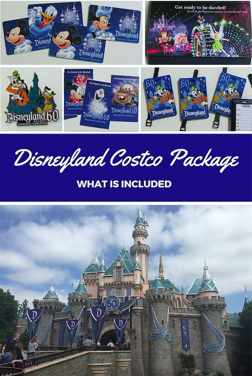 What is included in a Disneyland Costco package deal.  Great perks & saves money… – Thrifty & Thriving | All Things Target