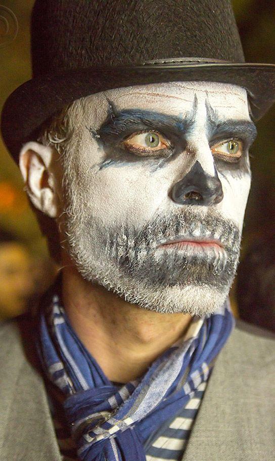 Halloween Makeup Ideas For Men                                                                                                                                                                                 More