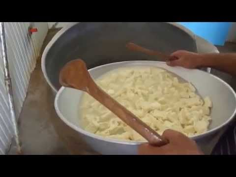 Сливочное масло из молока в домашних условиях