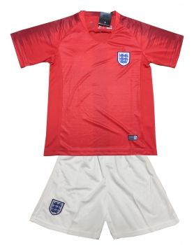 4d4fe7015 2018 World Cup Youth Kit England Away Replica Red Suit  BFC840 ...
