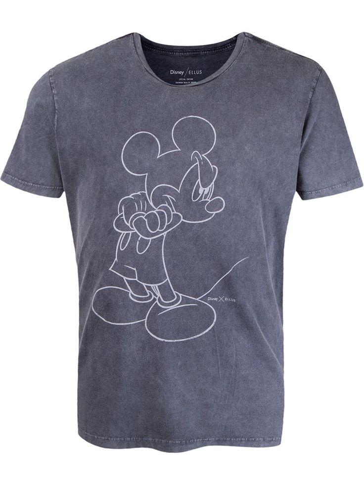 Ellus Camiseta Com Estampa - Inbrands - Farfetch.com