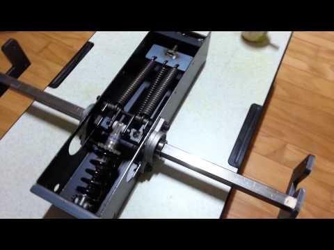 접이식식탁 책상하드웨어  wall bed mechanism   폴딩베드 - YouTube
