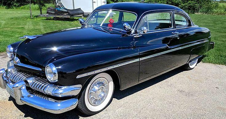 1951 Mercury Sport Coupe – Unmolested Unique Automotive – 37,000 Miles!