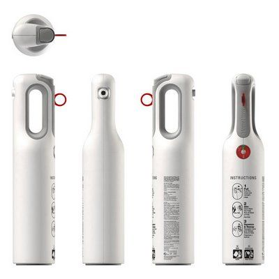 Stylish Fire extinguisher...what a neat looking extinguisher, would love to have this in my Car/Office!