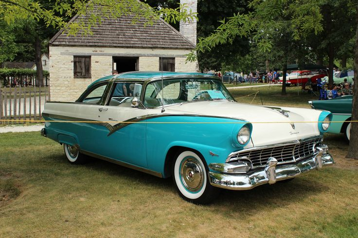 347 Best Images About 1956 Ford Crown Victoria On