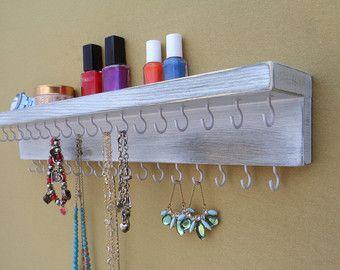 Porta gioielli. Grandi orecchini espositore. di FineArtHolders