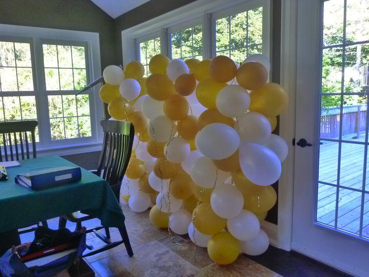 Balloon stands