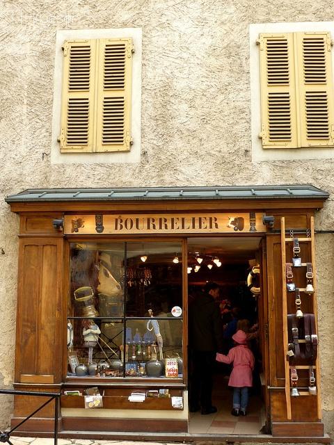 Bourrelier   Thônes, France