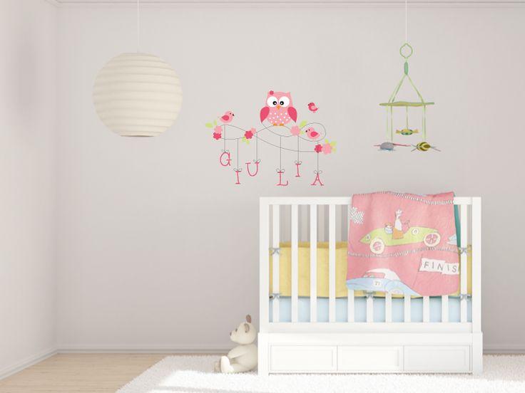 su Decorazione Per Cameretta Dei Bambini su Pinterest  Decorazione ...