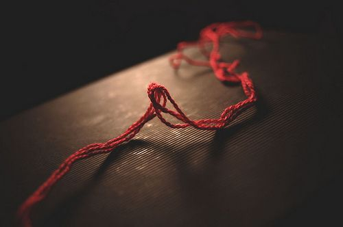 red thread that binds us all together