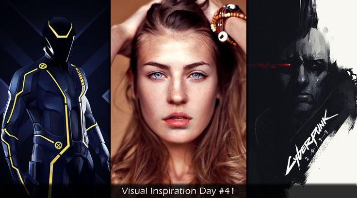 Visual Inspiration Day #41 #Cars-Motorcycles