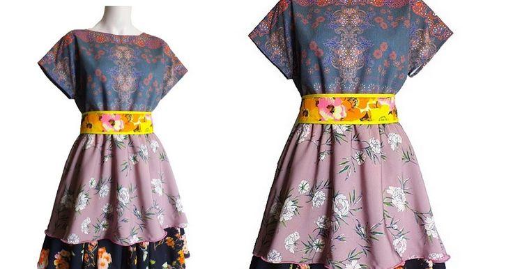 Bohemian dress, happy girls!