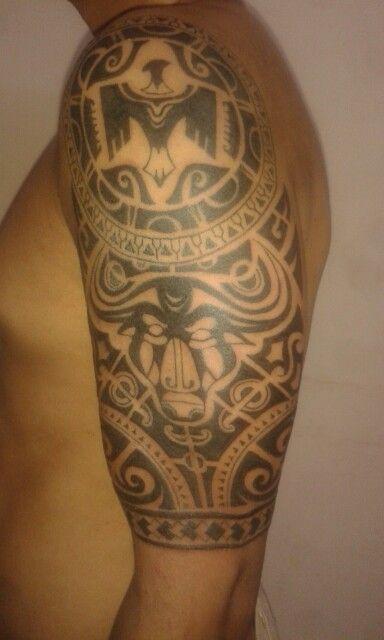 Mauri tattoo