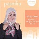 Hijab Segi Empat Arastan Pasmira