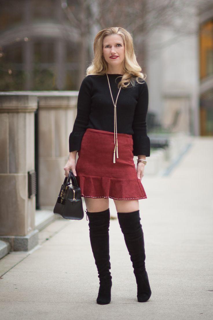 best-skirt-styles-for-petite-women