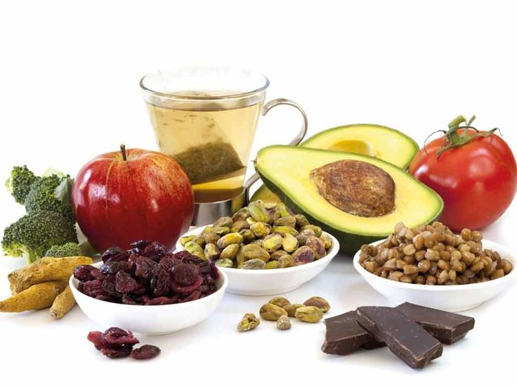 9 Foods That Lower Cholesterol