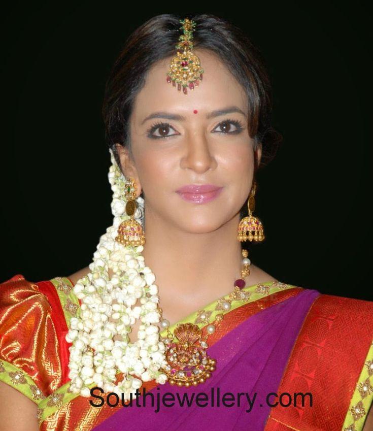lakshmi manchu temple jewelry