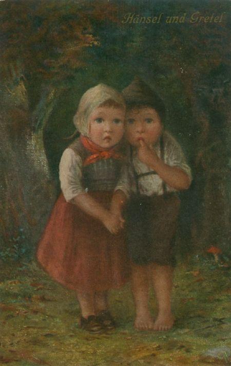 Theo Stroefer   Hänsel und Gretel