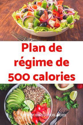 Plan de régime de 500 energy #energy #régime #exercice #programme
