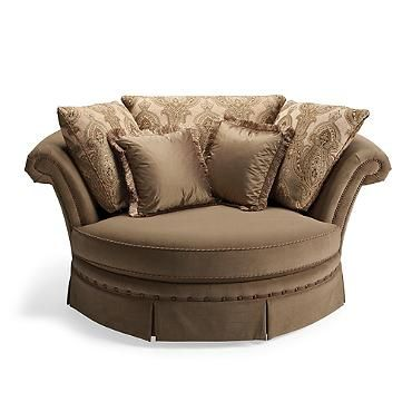 Rosamund Cuddle Chair Frontgate Cuddle Chair And Chairs